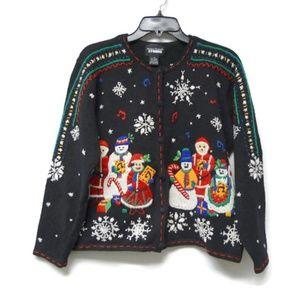 Designers Originals Studio Christmas cardigan